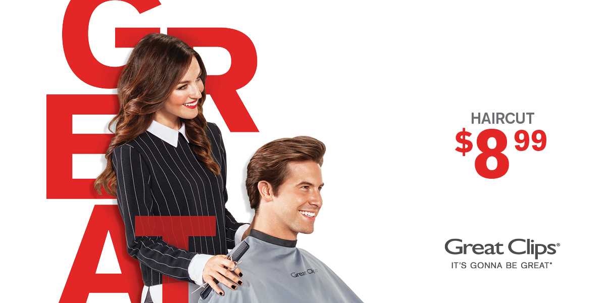 6.99 Great Clips Coupon 2019 → Free Online Printable $5 OFF